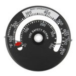 Оригинал 500 ℃ 900 ℉ Каминная печь для горелки Термометр Температурный датчик печи для барбекю