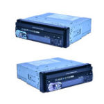 Оригинал 7 дюймов Авто Радио Стерео Авто MP5-плеер 1 DIN Выдвижной экран GPS BT Камера FM / AM +