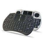Оригинал I9 2.4G Wireless Mini Клавиатура Сенсорная панель Airmouse Air Мышь для телевизора Коробка Мини-компьютерный компьютерный планшет
