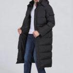 Оригинал Зима На открытом воздухе Ветрозащитный теплый капюшон с длинной мягкой курткой Parka