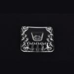 Оригинал Прозрачный вентилятор MXK Чехол Защитная крышка для очков Fatshark