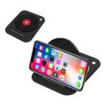 Оригинал Bakeey10W7,5Вт5Вт Складная беспроводная зарядная зарядная панель для iPhone XS MAX XR 8 Примечание 9 Xiaomi Mix 3