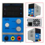Оригинал 30V 60V 100V 3A 5A 10A Регулятор напряжения 0.1V 0.01A Цифровой регулируемый переключатель DC Power Supply