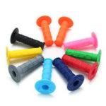 Оригинал 2шт 7/8 дюймов 22 мм 9 Цвет мотоцикл Ручка для руля для CRF / YZF / WRF / KXF / KLX / KTM / RMZ