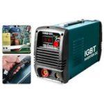 Оригинал 220V 4800W Mini ARC Инвертор Сварщик IGBT Ручная портативная дуговая сварочная машина