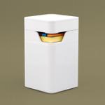 Оригинал Xiaomi LEMO Desktop Органайзер 3 в 1 ABS Пластик Белый Хранение Коробка Карточка Ручка