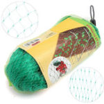 Оригинал 4mx6m Сад Растение Netting Bird Fruit Растениеs Crops Veg Protection Mesh Анти Bird Net