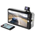 Оригинал 7 дюймов Двойной 2 Din Авто MP5 Player Сенсорный экран Bluetooth USB FM Радио Вт / камера
