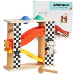 Оригинал TopBright150168Трек-игрушкиTwo-in-oneRacingSlide Ladder 31 * 10.5 * 30.6CM Обучающий подарок