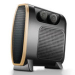 Оригинал 1500W Портативное электрическое пространство Нагреватель Вентилятор Handy Warmer Air Condition Home Office Desktop Warmer