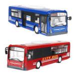 Оригинал 1PCDoubleEagleE635-0011/202.4G Беспроводное моделирование Rc Bus Sport Авто W / Sound Light Model