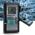 Оригинал 1,8 дюймов TFT LCD M328 Транзисторный тестер Контроллер емкости диодного триода MOS LCR ESR