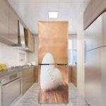 Оригинал 3D Wall Art Sticker Love Сердце Виниловая наклейка Self Adhesive Door Wrap Mural Decor