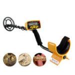 Оригинал MD-6250 Профессиональный детектор металла 7.09KHz Underground Metal Gold Treasure Detecor Поиск Инструмент Электронный локатор Gold All Metal Gold Digger