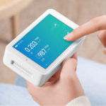Оригинал Xiaomi Mijia Тестер качества воздуха Высокоточный сенсорный 3,97-дюймовый экран Разрешение 800 * 480 Интерфейс USB Дистанционный Мониторинг TVOC CO2 PM2.5 И