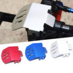 Оригинал 1PC алюминиевый сплав передняя / задняя скидка Пластина для 1/10 Traxxas TRX-4 Rc Авто запчасти