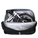 Оригинал ROCKBROS Folding Bike Bag Bicycle Storage Bag Carry Bag Anti-dust Waterproof Portable Bicycle Accessories Pannier