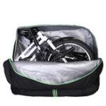 Оригинал ROCKBROS Folding Bike Bag Bicycle Storage Bag Carry Bag Anti-dust Waterproof Portable Bicycle Accessories Pannier