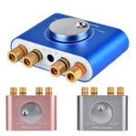 Оригинал Wireless Bluetooth Mini Digital Усилитель Hi-Fi Стереомощный усилитель мощностью 50 Вт × 2