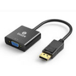 Оригинал Biaze ZH33-PC Full HD 1080P DP DisplayPort to VGA Converter Кабель видеоадаптера