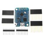Оригинал 5pcs Wemos® D1 Mini V3.0.0 WIFI Internet Of Things Development Board на основе ESP8266 4MB MicroPython Nodemcu Arduino Совместимость