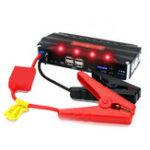 Оригинал 82000mAh 4 USB многофункциональный автопереходный стартер LED Emergency Батарея Power Bank