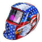 Оригинал Солнечная Pro Автомат для потемнения Сварочный шлем Arc Tig Mig Protect Шлифовальная сварка Маска