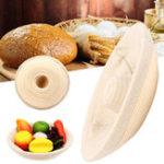 Оригинал РучнойкруглыйовальныйBannetonBortformротанг Storage Baskets Хлеб для теста
