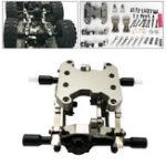 Оригинал 1 Комплект для модернизации металлического базового баланса DIY Набор для WPL B16 B36 1/16 6WD Военный Грузовик Rc Авто Запчасти
