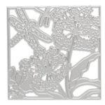 Оригинал Цветочные стрекозы Cutting Dies Stencil DIY Альбом для фотоальбома с записками Paper Decor Craft