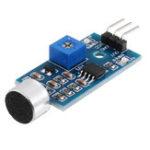 Оригинал 20pcs Микрофон Звук Датчик Модуль Voice Датчик Модуль чувствительности для определения чувствительности высокой чувствительности для Arduino