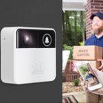Оригинал Беспроводной WiFi Intercom Smart HD Video DoorBell камера Телефон Home Ring Bell