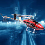 Оригинал GARTT GT450L DFC 6CH 3D TT-версия RC Вертолет Набор Без основного лезвия Canopy