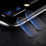 Оригинал 2PCSAnti-ExplosionВысокоеразрешениезакаленное стекло Телефон Объектив Защитник для Huawei Nova3
