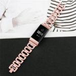 Оригинал Bakeey Часы из нержавеющей стали Стандарты Ремень для Fitbit Charge 3