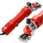 Оригинал 110V / 220V 650W Электрический Clipper Sheep Wool Shear Machine Регулируемая скорость Animal Волосы Клипперы Инструмент