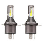 Оригинал ПараM4H4110W26000LMBi-Xenon Hi / Lo Авто LED Преобразование фары Набор CSP Лампа Белый