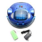 Оригинал Blue Smart Автоматический пылесос Robot Wireless Дистанционное Управление Очиститель для пылесоса для пола