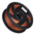 Оригинал XVICO® 1.75 мм 1KG / Roll Медь Порошок PLA Филамент для 3D-принтера