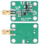 Оригинал 7-15V 0.1Ghz-2.5GHz RF Power Meter Логарифмический детектор мощности для FPV Racer RC Дрон