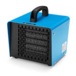 Оригинал 220V 2KW Промышленный вентилятор Нагреватель Портативный Керамический Обогрев Обогрев оборудования PTC Керамический Нагреватель 60 ㎡