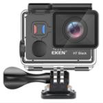 Оригинал EKENH7BlackSportкамераAmbarella 4K + EIS Действие камера Sony Датчик