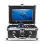 Оригинал Erchang7inchLCDЭкран1000TVLПодводный HD камера 12LEDs Лампа Видимый Fish Finder 15M