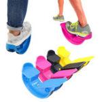 Оригинал KALOADABSНожкадлятелячьейлодыжки для лодыжки для выпрямления мышц для растяжки ногтей для ногтей Yoga Массаж Педали