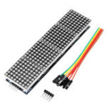 Оригинал 3шт. Geekcreit® MAX7219 Dot Matrix Module 4-in-1 Дисплей Для Arduino