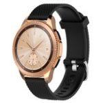 Оригинал Текстурированные часы Стандарты Замена ремешка для часов Samsung Galaxy 42 мм / 46 мм