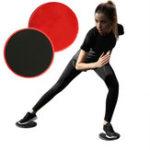 Оригинал KALOADМаксимальнаянагрузка300кгСкользящие диски Спорт Yoga Фитнес Диски Слайд Тренировка брюшной области Упражнение Набор