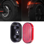 Оригинал Задний хвост Лампа Корпус + хвост Лампа Базовый протектор для мотоцикла Xiaomi M365 Electric Scooter