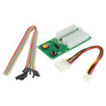 Оригинал Модуль источника питания 3x24Pin Коннектор Dual Triple Multiple Relay Adapter Link