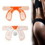 Оригинал KALOAD EMS Hip Trainer Ягодицы Подъемный Shaper Body Beauty Стимулятор бедра Упражнение Фитнес Оборудование